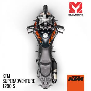 KTM 1290 animada